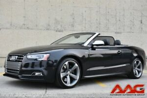 2013 Audi S5 QUATTRO EVERY OPTION AVAILABLE