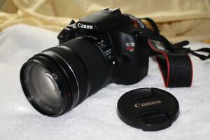 Canon T5 and EF-S 18-135mm STM lens