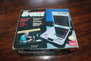 Rare Uforce Motion Controller Complete for NES Nintendo