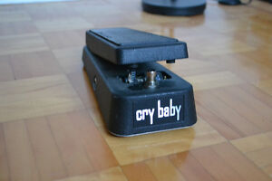Cry baby Wah pedal / Pédale Wah Cry Baby