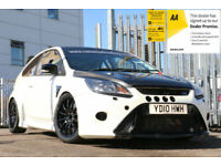 Ford Focus RS 2.5 2010 500 BHP RACE SPEC / ROAD LEGAL Ultimate RS!! BARGAIN!!