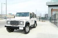 Land Rover Defender 110 SUV - RESTORED
