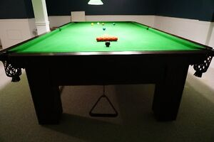 Antique Classic Snooker Table