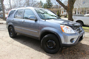 2006 Honda CR-V SE LEATHER SUV AWD EXCELLENT CONDITION!
