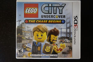 Lego City Undercover for 3DS