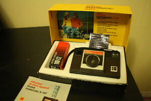 Kodak Instamatic x-15F/ Never Been Used