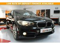NEW SHAPE 2015 15 BMW 1 SERIES 1.5 116D SPORT 5D 114 BHP DIESEL