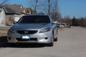 2010 Honda Accord EX-L 4 cyl Coupe (2 door)