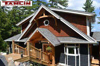The Clearlake Timber Cabin Special - On Sale Now!