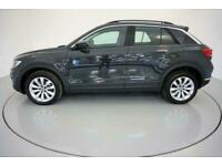 2018 GREY VW T-ROC 1.5 TSI 150 EVO 150 5DR MANUAL HATCH CAR FINANCE FR £273 PCM