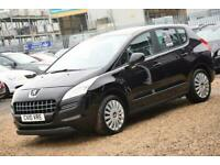 2010 Peugeot 3008 1.6 ACTIVE HDI 5d 110 BHP + FREE DELIVERY + FREE 3 MONTHS WARR