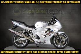 2003 03 TRIUMPH TT600 0% DEPOSIT FINANCE AVAILALBLE