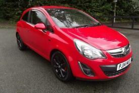 image for 2014 Vauxhall Corsa 1.2 i VVT 16v Excite 3dr (a/c) Hatchback Petrol Manual