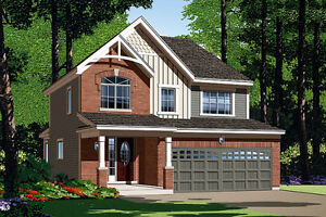 New 3 Bedroom, Dedutched/double Garage Kanata(fairwind) Sept 1