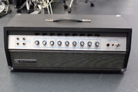 Vintage 1969 Ampeg ST-42 Solid State Guitar Amp Head Winnipeg Manitoba Preview