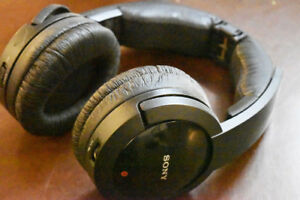 Casque écoute Wireless Sony - MDR-RF985R