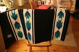 6.5 lb Mayatex Wool Saddle Blanket - New Kawartha Lakes Peterborough Area image 2
