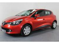 2013 63 RENAULT CLIO 0.9 EXPRESSION PLUS ENERGY TCE ECO2 S/S 5D 90 BHP