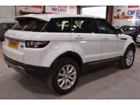 2015 15 LAND ROVER RANGE ROVER EVOQUE 2.2 SD4 PURE TECH 5D AUTO 190 BHP DIESEL