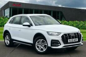 image for 2021 Audi Q5 Sport 45 TFSI quattro 265 PS S tronic Auto Estate Petrol Automatic
