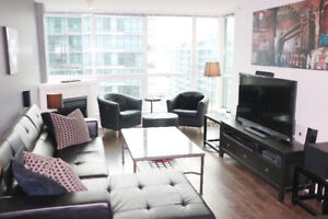 Modern Spacious Furnished 1BR + Den in Lower Lonsdale