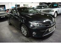 2013 Toyota Auris 1.8 EXCEL VVT-I 5d 99 BHP AUTO HYBRID Hatchback Automatic