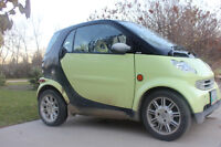 2006 Smart Fortwo CDI (Diesel) SAFETIED!