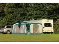 Caravan Awning Bradcot size 1020