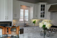 Cabinet Refinishing by WALLFX Painting 519 501-2630