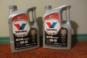 Valvoline.....Full Synthetic.....5W-20.....Motor Oil