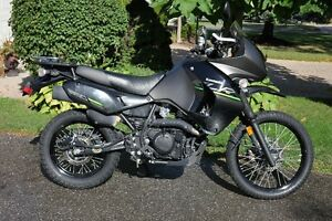 @@@2014 Kawasaki KLR650 Dual Sport Adventure Bike@@@