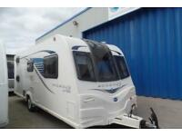 2015 Bailey Pegasus Ancona GT65 A SUPERB 6 BERTH FAMILY CARAVAN