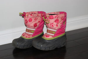 Girls Boots - Size 11