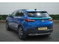 2018 Vauxhall Grandland X 1.2 Turbo Elite Nav 5dr Hatchback Manual Hatchback Pet