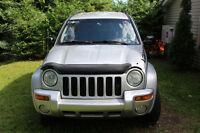2002 Jeep Liberty Limited - Financement Maison