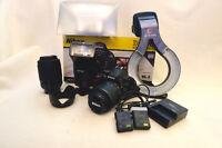 Nikon D5100 plus lots of extras