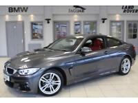 2014 14 BMW 4 SERIES 2.0 420I M SPORT 2D AUTO 181 BHP