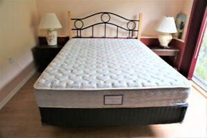 Nice Wrought Iron Queen Bed can Deliver