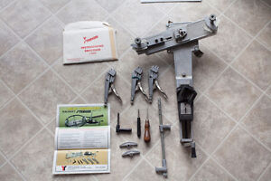 Tennis Racquet Stringer - ALL parts included
