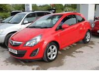 Vauxhall Corsa SXi 1.2i VVT -Great MPG 51+ - Low Tax and Insurance - Facelift