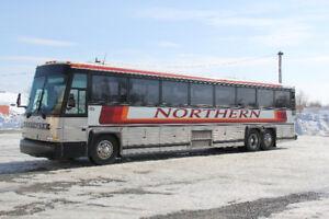 MCI Highway Coach; 102DL-3-1998. CAT C10 370 H.P.