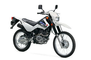 Dual Sport / Street & Trail Motorcycle