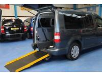 Vw Caddy Auto Wheelchair Accessile Vehicle mobility car for disabled Automatic
