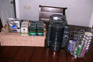 Tassimo Coffee Unit and extras