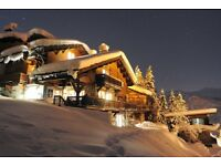 Catered Ski Chalet to Rent , Courchevel 1550 - Sleeps 11