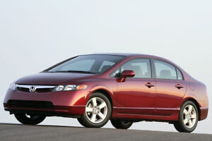 2007 Honda Civic Sedan - PARTING OUT