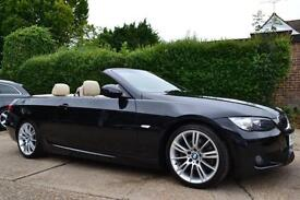 2010 BMW 3 SERIES 330D M SPORT HIGHLINE AUTO CONVERTIBLE DIESEL