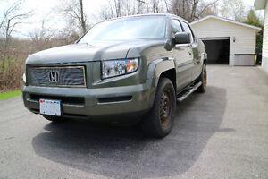 2006 Honda Ridgeline Pickup Truck - As is