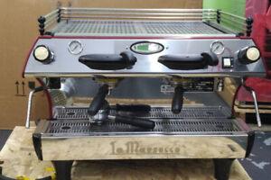 2016 Machine a cafe espresso La Marzocco FB80 Vaut 22 000$ + Tx