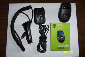 Motorola Hands Free Auto cell phone kit